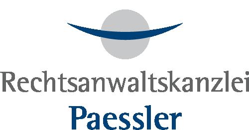 Logo Rechtsanwalt Andreas Paessler