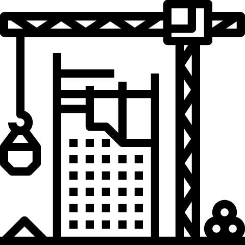 Icon für Baurecht